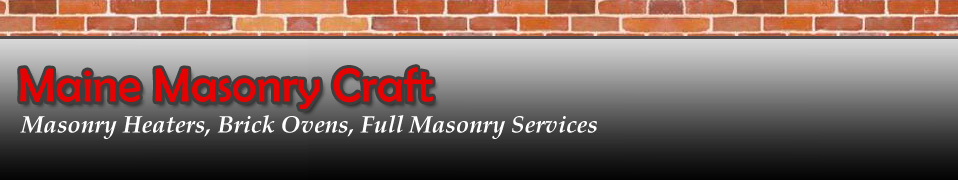 masonry heaters maine